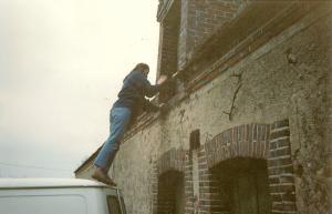 Août 1989 première visite